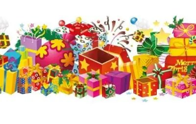 クリスマスプレゼント,イラスト,フリー,ai,eps
