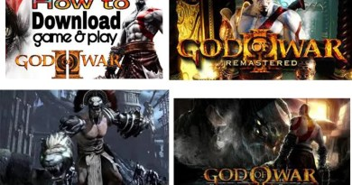 download and install god of war for pc and android