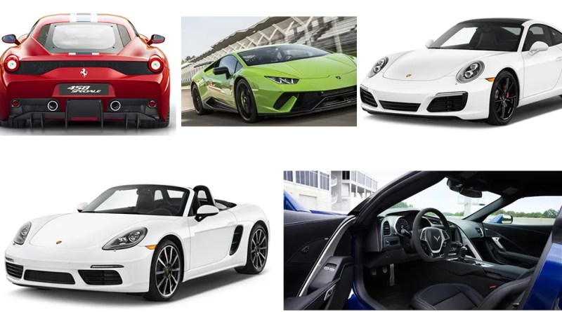 best sports cars in the world