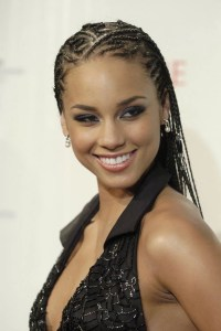 cornrows Hairstyle for ladies