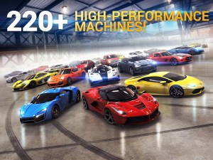 asphalt 8 airborne apk mod game download