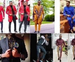 Latest Men's Ankara Fashion Styles