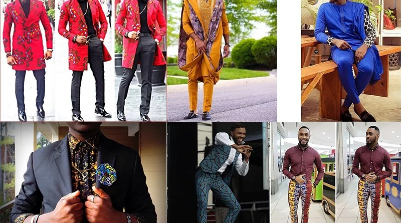 Latest Men's Ankara Fashion Styles