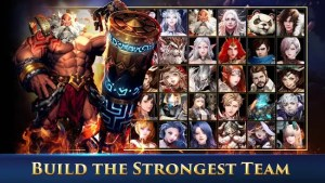 league of angels strong teams