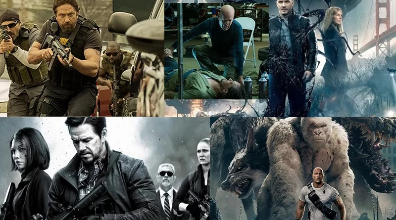 best action movies 2018