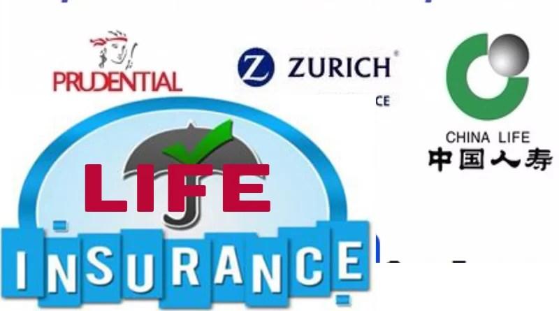 top best worldwide life insurance companies