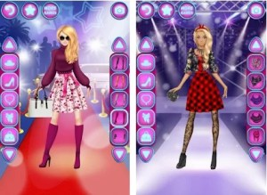 Fashion Show Dress Up Android Girl Game