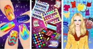 Princess Makeup and Nail Salon - best android makeup and salon game