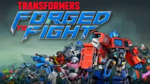 Transformers Forged to Fight- best android shooter and fighting game