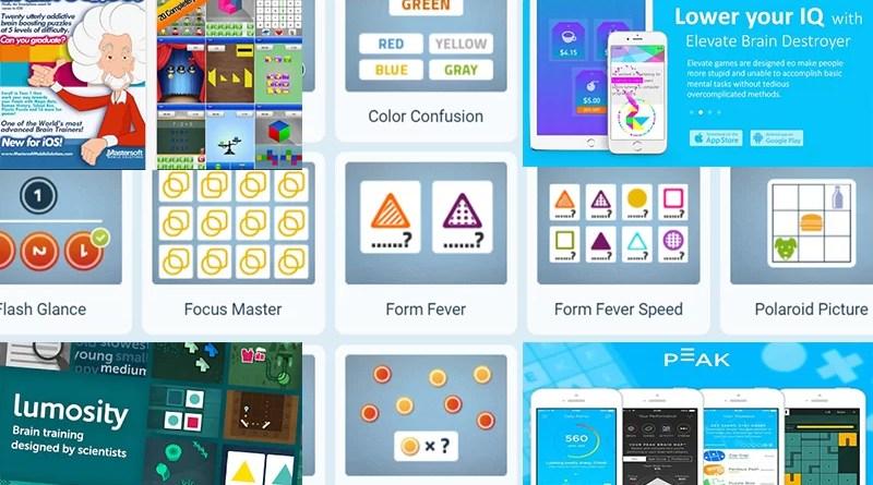 best brain training apk games