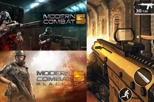 download and play modern combat blackout apk obb data