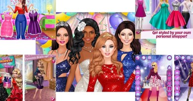 top dress up style apk games to play