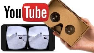 YouTube VR Video app