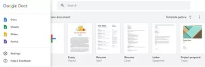 Google docs best content curation and marketing tool