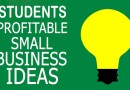 students profitable business ideas