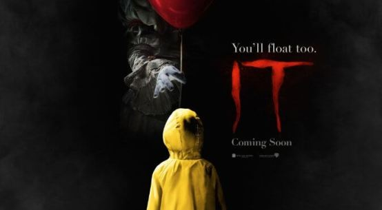 IT (2017) Will Make You Love To Hate Clowns poster 1