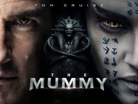 Buzz review of the mummy poster 3