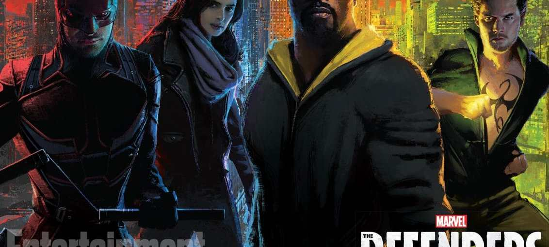 why Marvel's Defenders won't meet in the first episode 1
