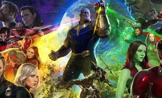 Avengers: Infinity War Trailer Description 1