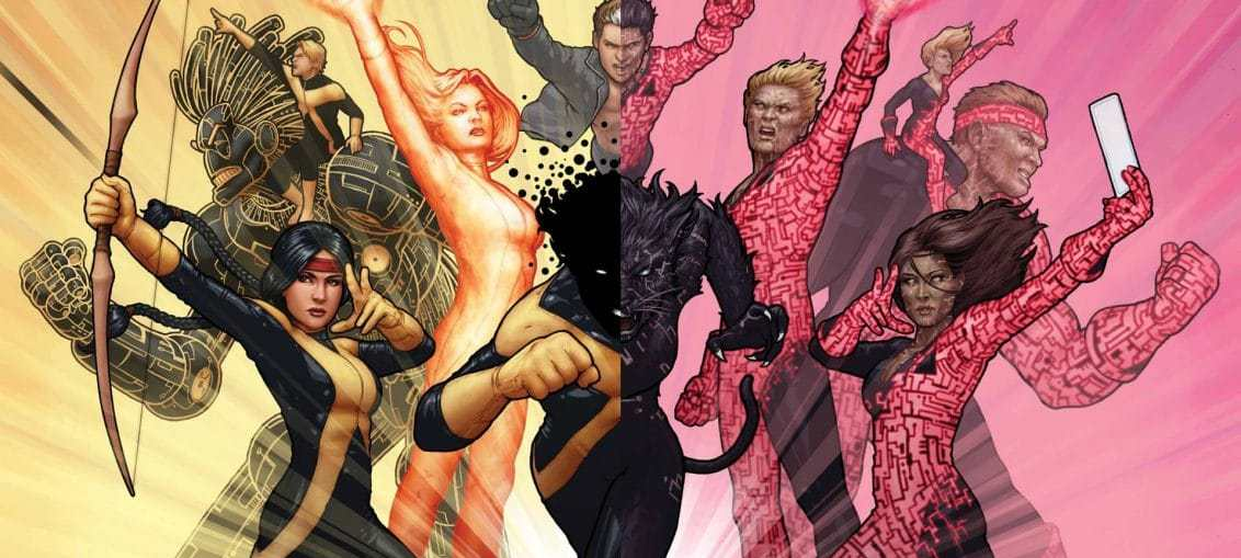 The New Mutants Film Will Bring The Horrific 1