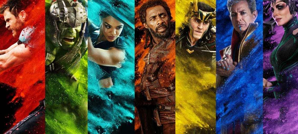 Buzz Review of Thor: Ragnarok 1