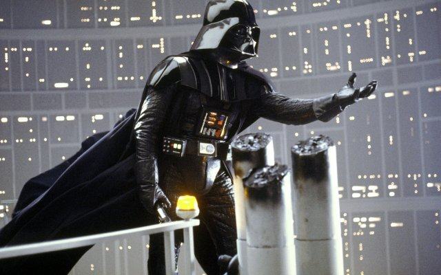 What makes Darth Vader so cool? 8