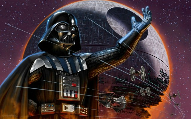 What makes Darth Vader so cool? 10