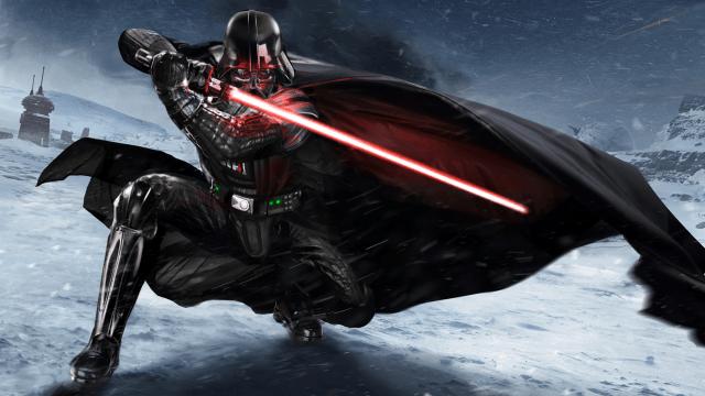 What makes Darth Vader so cool? 9