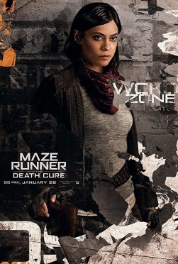 Buzz Review Of Maze Runner: The Death Cure 5