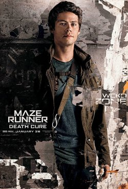 Buzz Review Of Maze Runner: The Death Cure 2