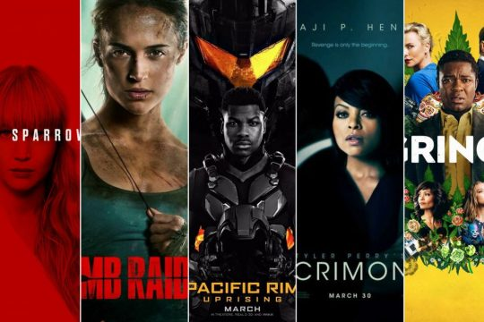 Movies To Look Forward To In March 2018 1