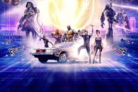 Buzz Review Of Ready Player One 1