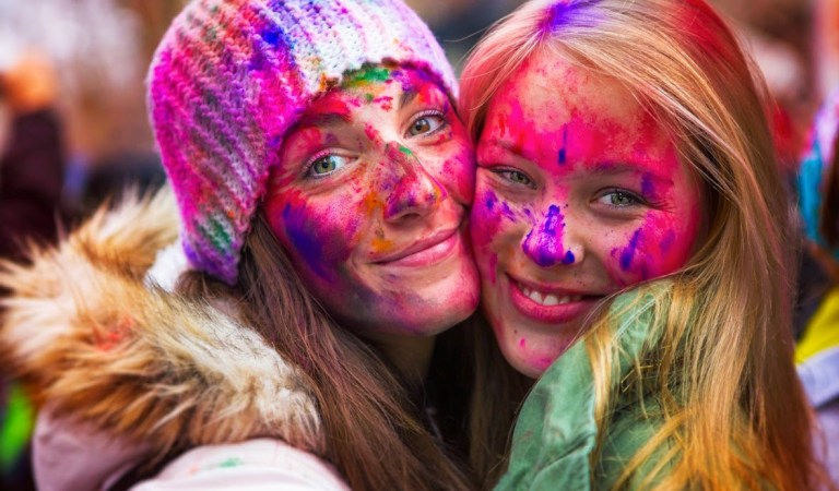 5 AMAZING INDIAN FESTIVALS FOR FOREIGN TRAVELERS
