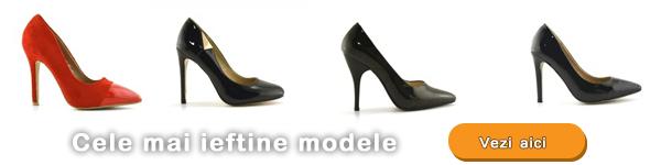 Pantofi stiletto ieftini online