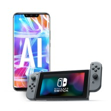 Huawei P20 Lite and Free Nintendo Switch Deal