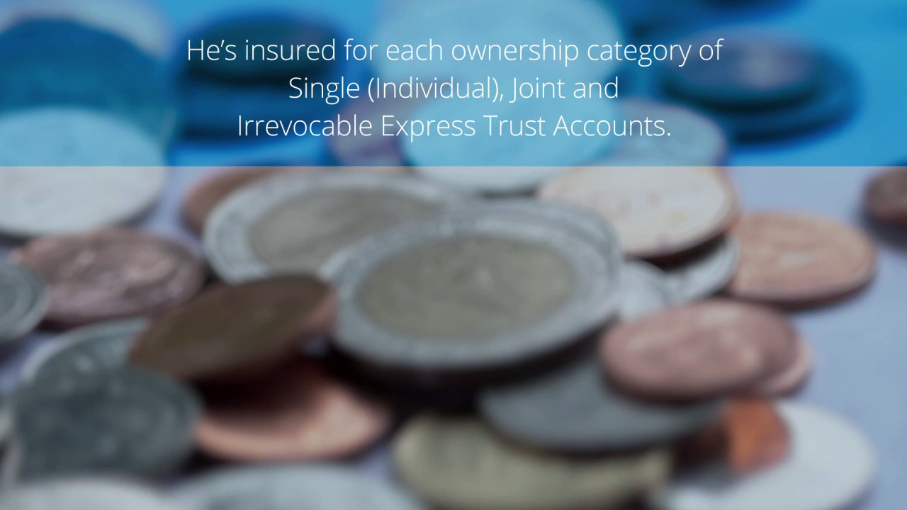 Is insured, DIC Training Module 1