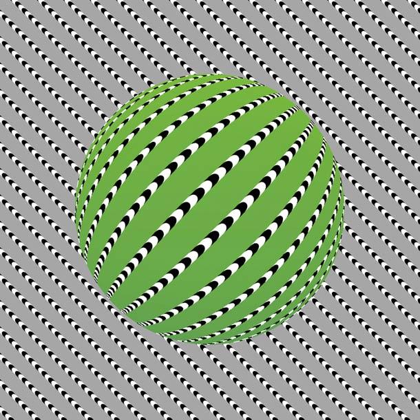 Les Illusions Doptique Hypnotisantes DAkiyoshi Kitaoka