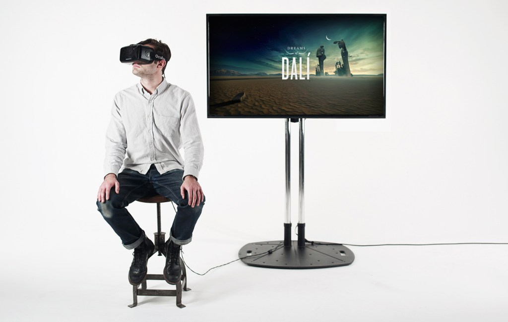 Virtual Reality – Dreams of Dali