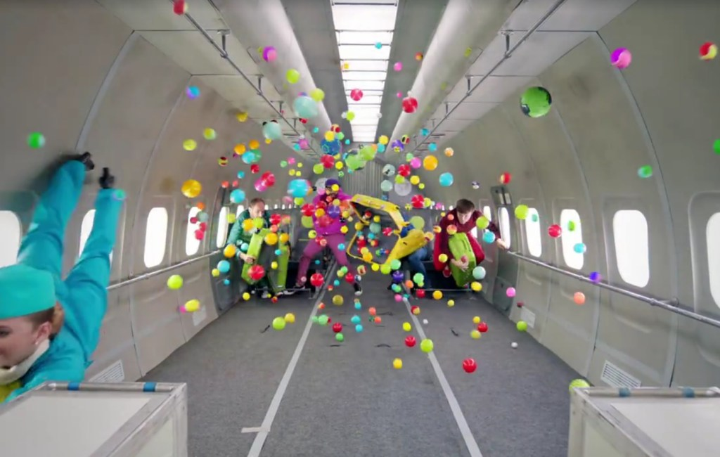OK Go – Upside Down & Inside Out