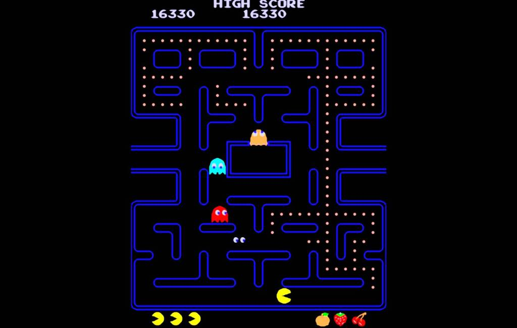 Human Pac-Man – Joke Event