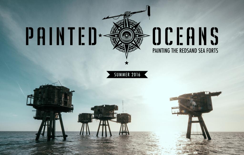 Tristan Eaton – Painted Oceans Kickstarter