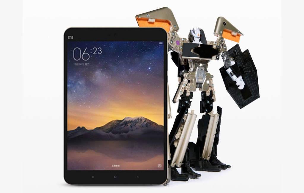 Xiomi X Hasbro – The Transformers Tablet