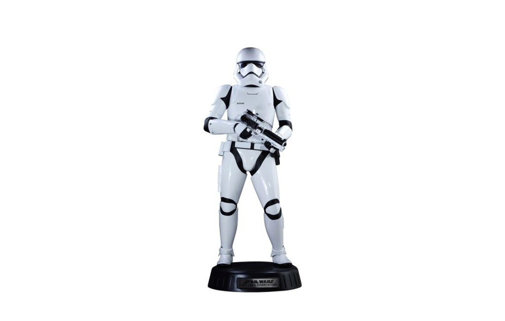 Hot Toys – Lifesize New Order Stormtrooper