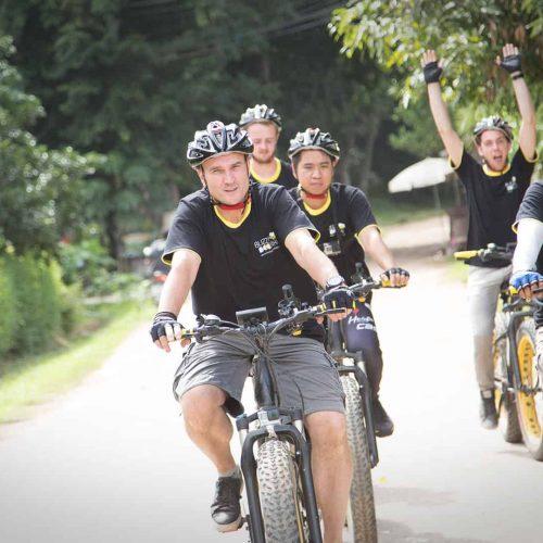 introducing Buzzy Bee Bike | Buzzy Bee Bike, Chiang Mai, Thailand