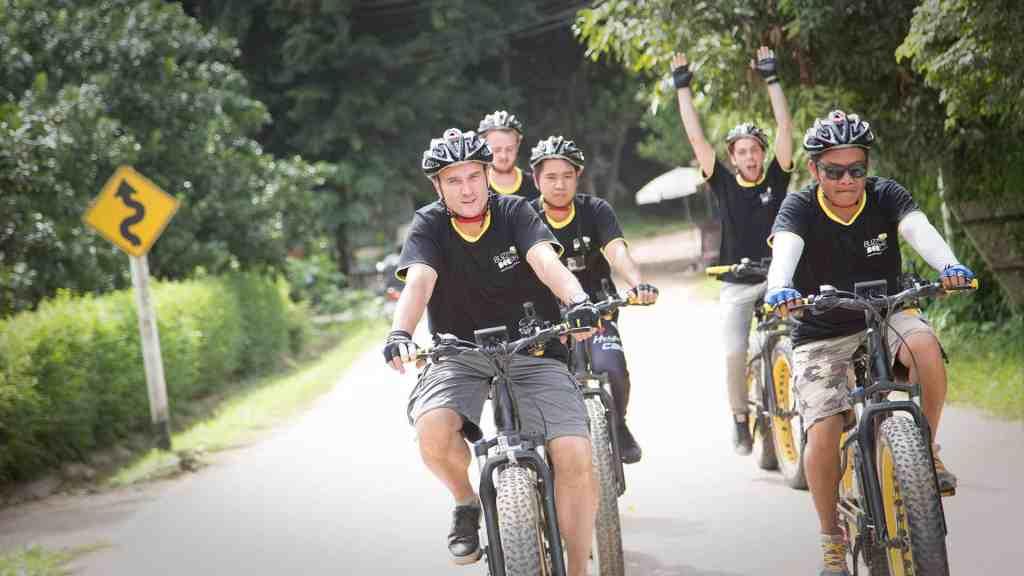 introducing Buzzy Bee Bike   Buzzy Bee Bike, Chiang Mai, Thailand