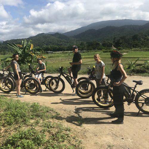 family adventure | Buzzy Bee Bike, Chiang Mai, Thailand