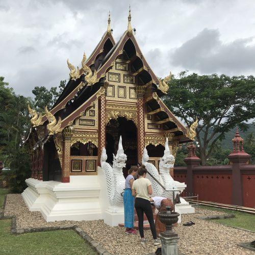Wat Ban Pong | Buzzy Bee Bike, Chiang Mai, Thailand