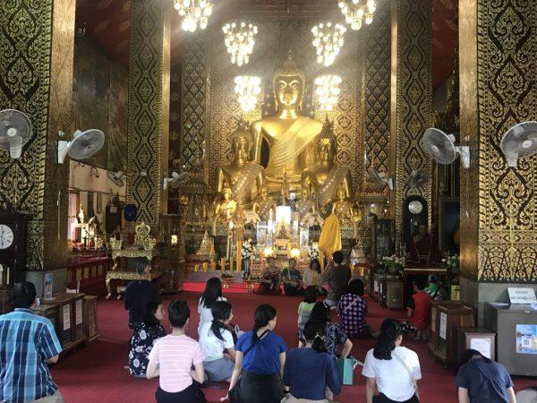 Wat Haripunchai | Buzzy Bee Bike, Chiang Mai, Thailand