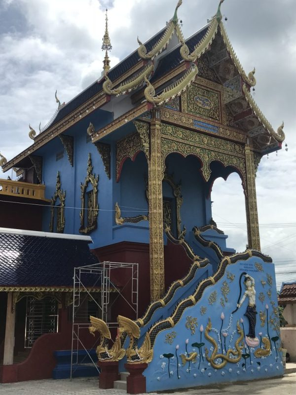 Wat Chaiya Sathan | Buzzy Bee Bike, Chiang Mai, Thailand