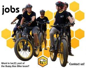jobs | Buzzy Bee Bike, Chiang Mai, Thailand